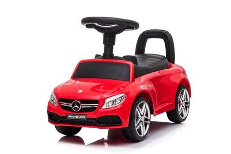 Mercedes AMG C63 Pushcar with music