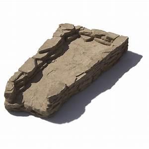 Shop allen + roth Sandy Creek Concrete Splash Block at