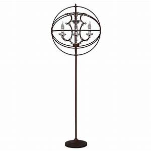 timothy oulton gyro crystal floor lamp With gyro chandelier floor lamp