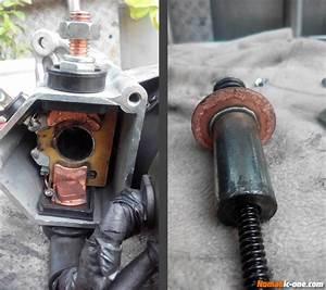 Toyota Landcruiser Lj70 Starter Motor Replacement