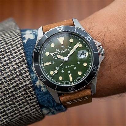 Timex Navi Automatic Xl