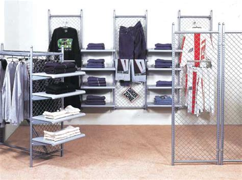 a l and fixture shoppe chainlinx store fixture collection store fixture