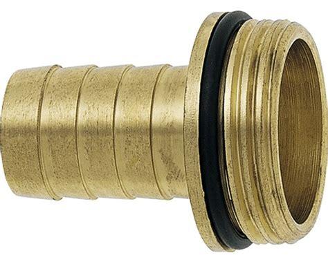 o ring gartenschlauch 1 3 verschraubung messing mit bund und o ring f 252 r 1 1 4 quot gartenschlauch bei hornbach kaufen