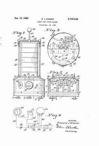 Patent Us2730236 - Assay Test Sieve Shaker