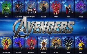Avengers Desktop Wallpapers HD