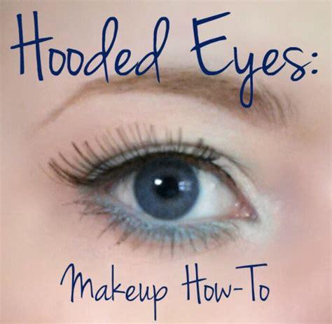 makeup tips  hooded eyes bellatory