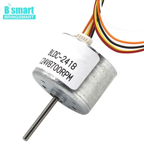 Electric Motor Wholesale by Wholesale R2418 Bldc Motor Dc 24v 8700rpm Electric Motor
