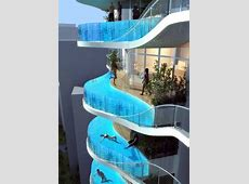 swimming pools on hotel room balcony Daily Picks and Flicks