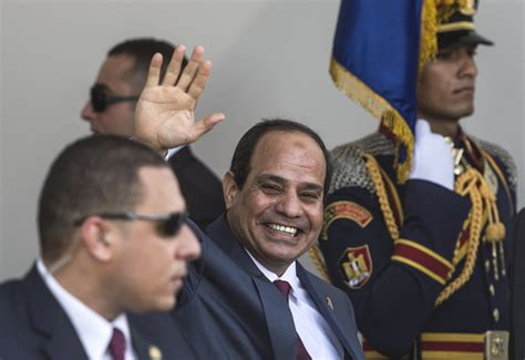 President Sisi s Canal Extravaganza Foreign Policy