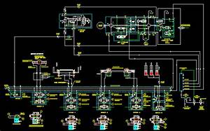 This Is The Circuit Diagram For The Hydraulic Valve