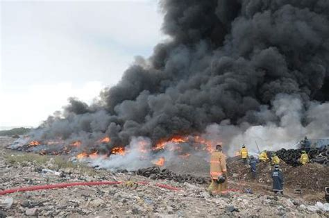riverton city landfill fire