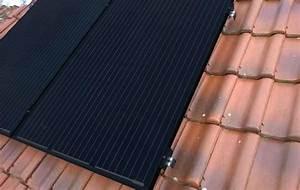 Kit Panneau Solaire Autoconsommation : fixations pour kit panneau solaire toiture en tuile en ~ Premium-room.com Idées de Décoration