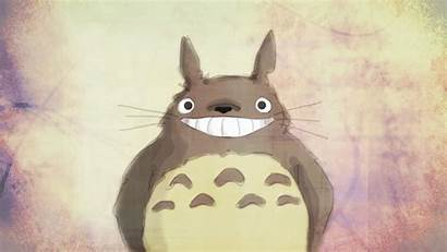 Totoro Desktop Wallpapers Backgrounds Neighbor Rare Hipwallpaper