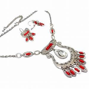 Parure fantaisie collier 428cm bo les perles de venus for Collier parure