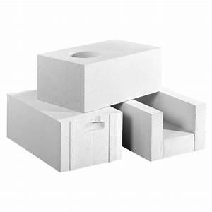 blocs de beton cellulaire pour mur bioclimatique 100 integre With beton cellulaire pour mur exterieur