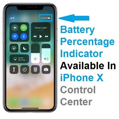 turn on battery percentage iphone how to check the remaining battery percentage on iphone x