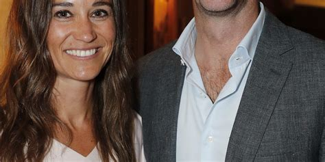 Pippa Middleton and James Matthews Make Their Married ...