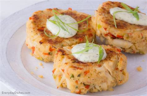 baked crab cakes  basil aioli recipe