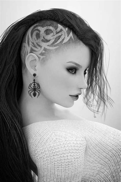 braids and hair styles 17 best ideas about hair mohawk on 7300