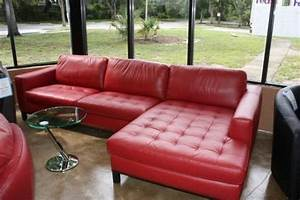 natuzzi italy red leather sectional leather sofas With natuzzi red leather sectional sofa