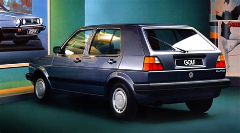 Vw Golf And Fiat Uno On Top