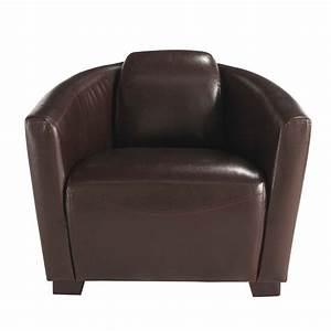 Fauteuil Crapaud Maison Du Monde : fauteuil oscar maisons du monde ~ Melissatoandfro.com Idées de Décoration
