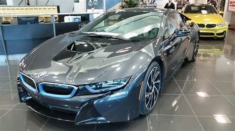 Bmw I8 Marked Up To $247,450