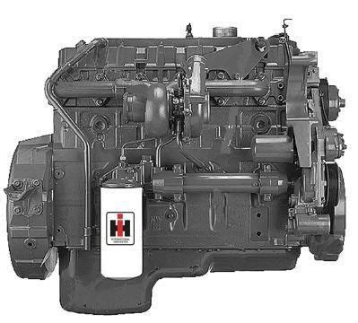 Ih Dt466, Dt530, Dt570, Ht570 Specs, Bolt Torques, Manuals