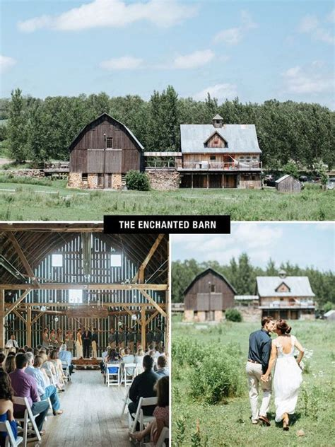 Enchanted Barn Hillsdale Wi by The O Jays Wedding And Best Barns On