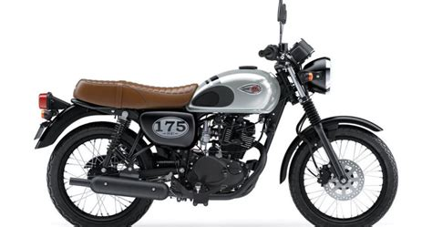 motors retro kawasaki released w175 retro motorcycle that uses