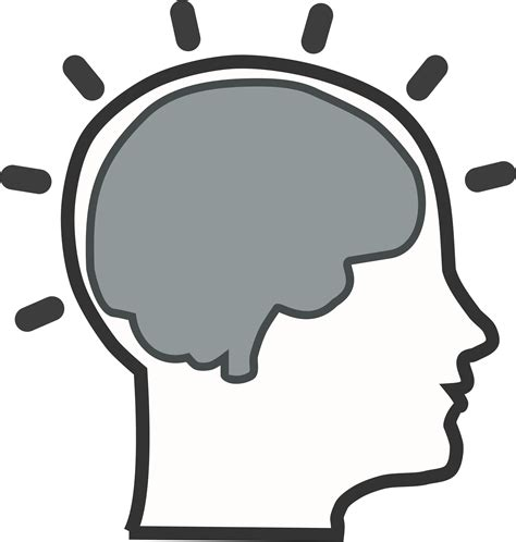 Clip Of Best Brain Clipart 6074 Clipartion