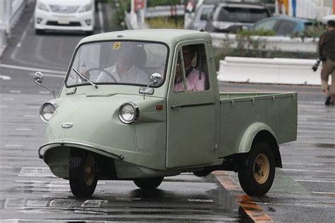 1957-1972 Daihatsu Midget (first Generation)