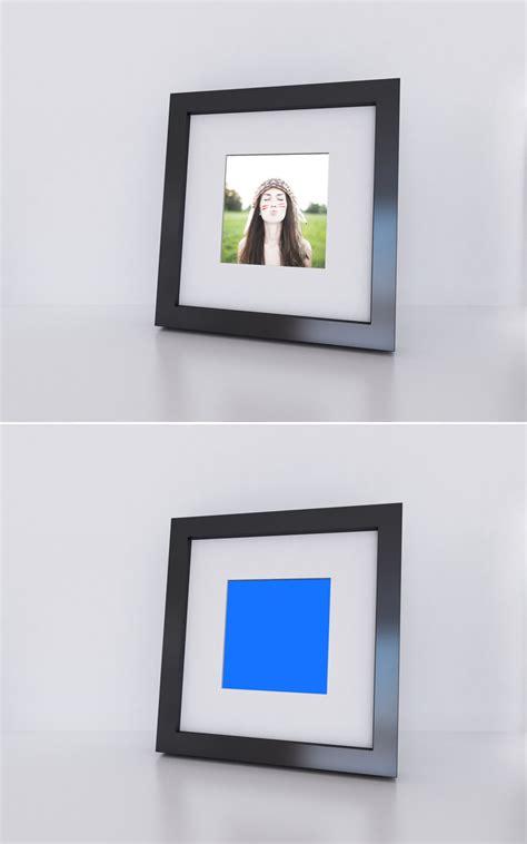 small image frame mockup