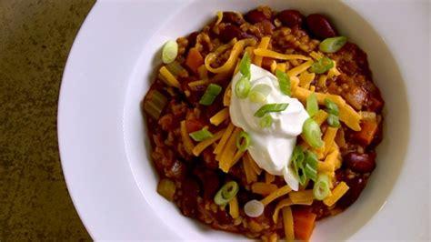 cuisiner des pommes de terre nouvelles chili végétarien