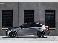 BMW X4 tuned by Lightweight