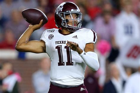 Nfl draft expert steven ruiz breaks down the pros and cons of kellen mond's game and how it can translate to the nfl. Kellen Mond protests controversial statue on campus, says Texas A&M 'has a lot more to change'