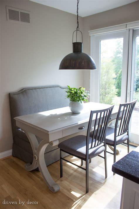 Nate Berkus Closet by Breakfast Nooks Kitchen Bench Seats Banquettes Driven