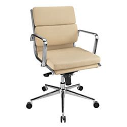 eaton mid back chair realspace nulla bonded leather mid back chair cr mesilver