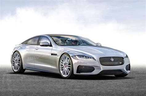 jaguar xj  outrank  pace suv  flagship model