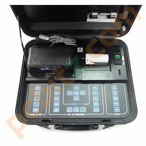 Audioscan Rm500 Hearing Aid Analyser  Tester  No