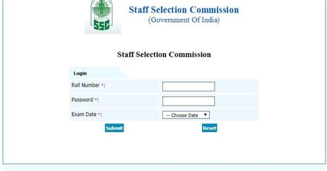 ssc cgl tier answer key released check raise