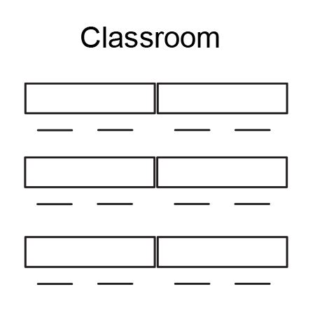 room arrangements cecil  picard center  child