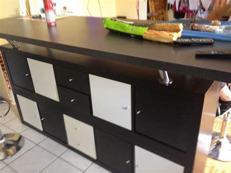 bar separation cuisine meuble de separation cuisine salon 5 nous voici
