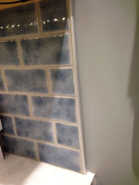 edges  backsplash  bullnose tile edge