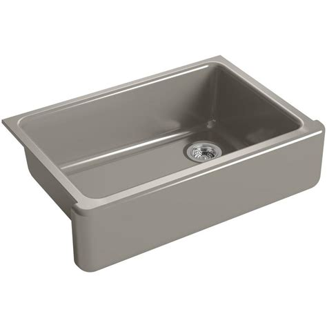 kohler whitehaven sink 33 kohler whitehaven undermount farmhouse apron front cast
