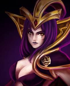 League of Legends fan art : Leblanc by Nokapi on DeviantArt