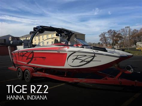 Used Tige Z3 Boats For Sale by Used 2012 Tige Z3 For Sale In Topeka Kansas 2367869