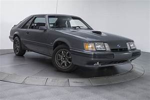 1986 Ford Mustang SVO for sale #60282   MCG