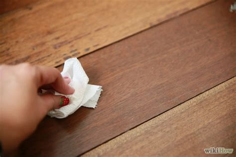 Buffing Hardwood Floors To Remove Scratches by How To Fix Scratches On Hardwood Floors 6 Steps With