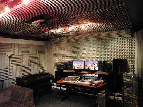 Pro Tools Studio Room Acoustic Treatment Solutions